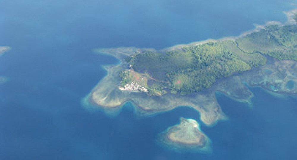 Papouasie-Nouvelle Guinée: un ferry sombre avec 350 personnes à bord