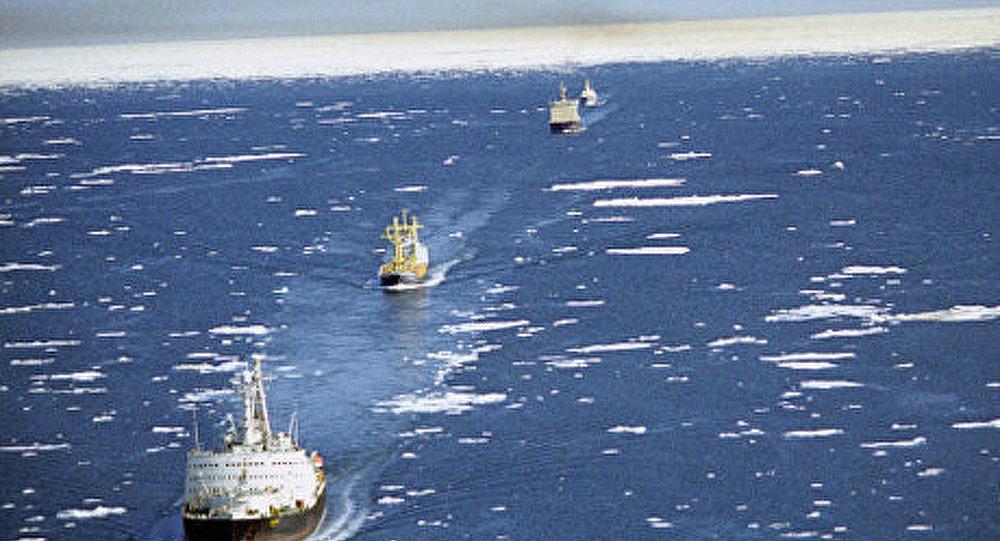 La voie maritime du Nord: une zone de coopération, et non pas de confrontation