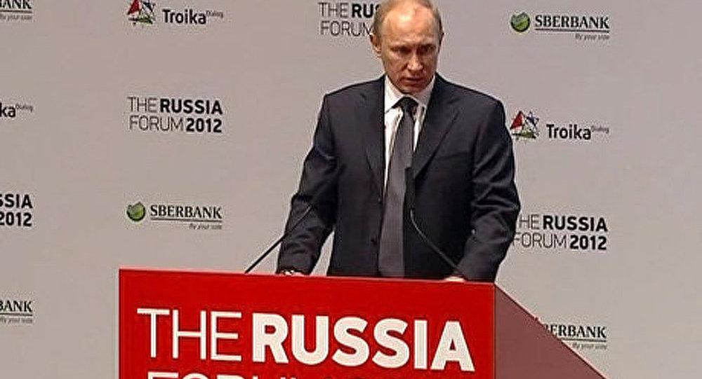 La Russie prend le départ