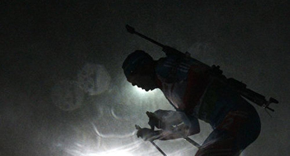 Sélection féminine russe de biathlon a gagné l'argent