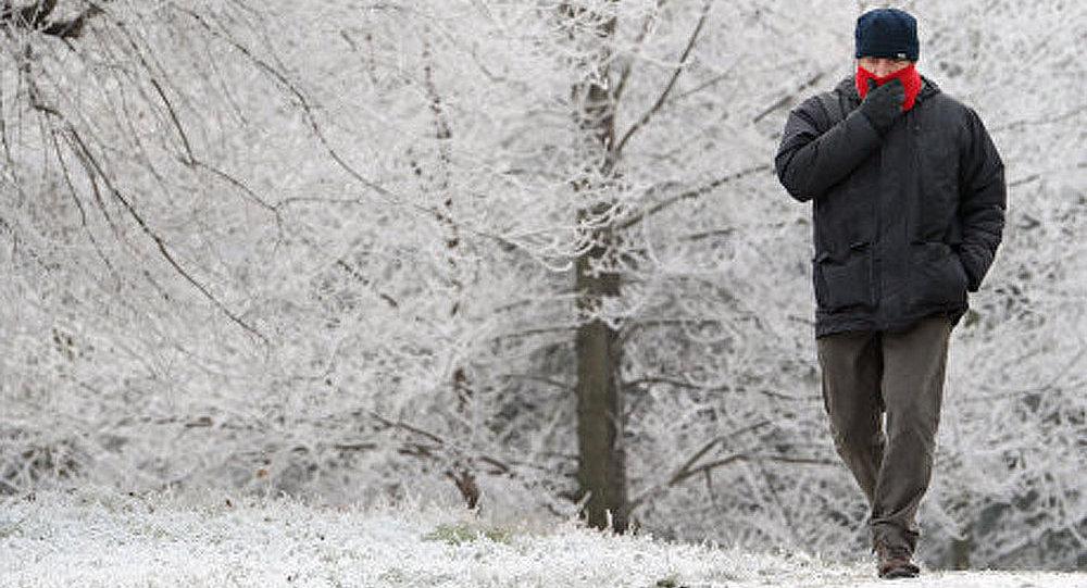 Allemagne: température a baissé jusqu'à 20°