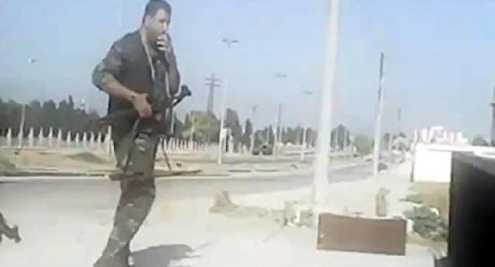 Syrie: les forces armées poursuivent les terroristes