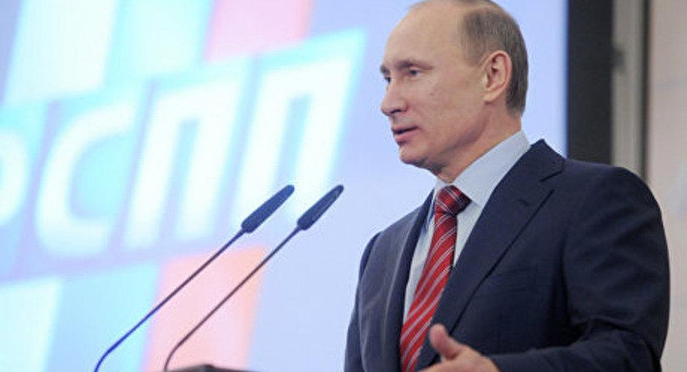 Présidentielle russe: la popularité de Vladimir Poutine en hausse