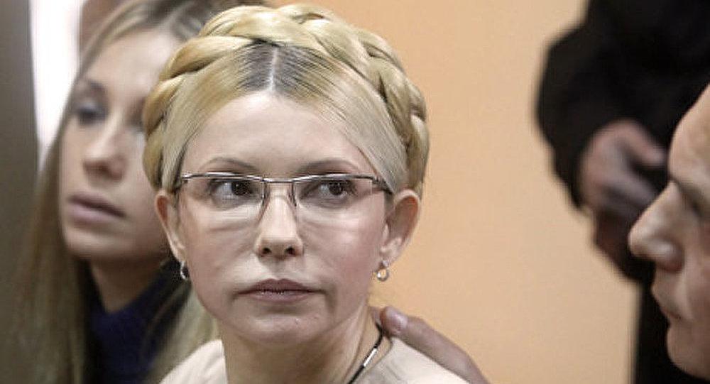 Ukraine: des médecins occidentaux examineront Timochenko