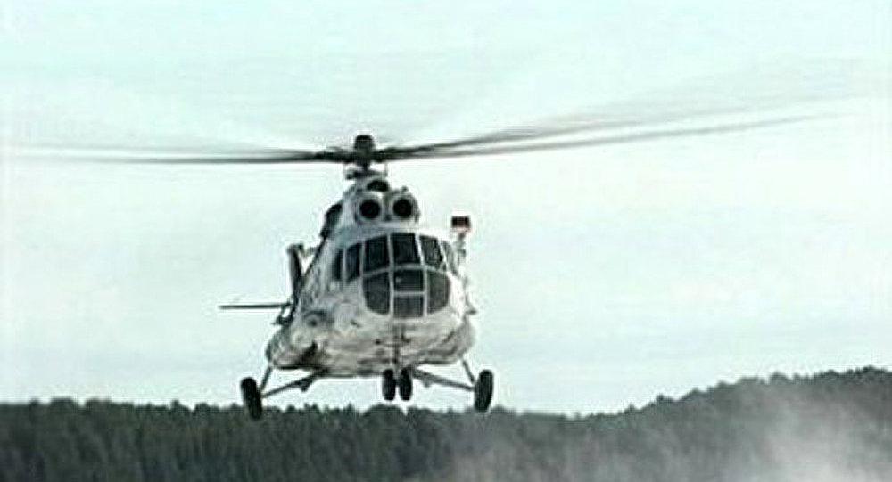 HeliExpo 2012: la Russie présente son nouvel hélicoptère modernisé