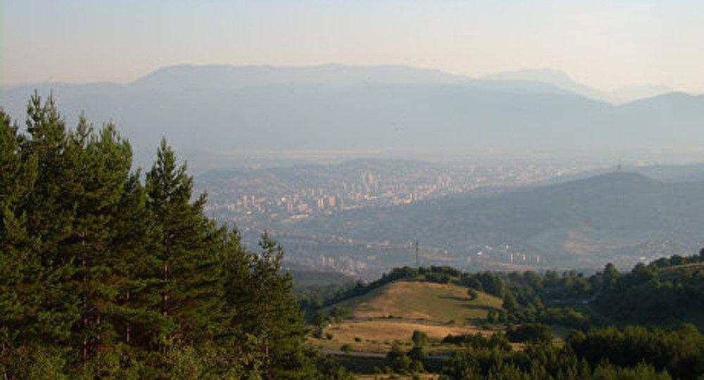 Bosnie-Herzégovine: écroulement d'un toit dans le centre sportif