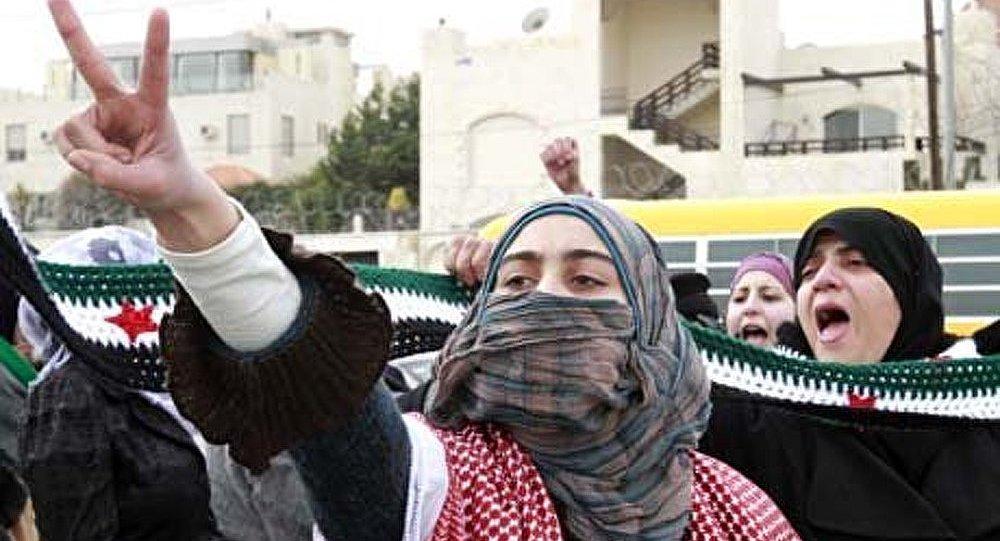 Syrie: les troubles orchestrés depuis l'étranger