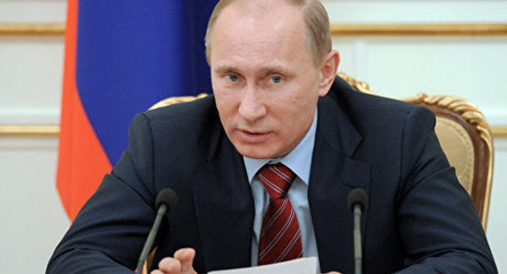 Vladimir Poutine soulève la question de la justice sociale