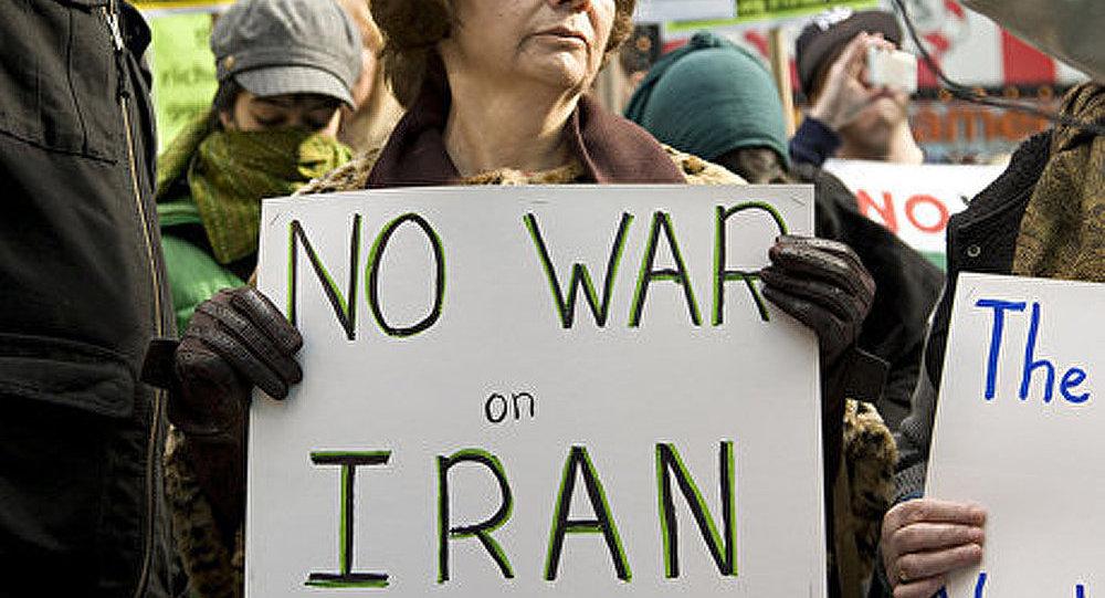 Les Américains ne soutiennent pas une opération militaire contre l'Iran