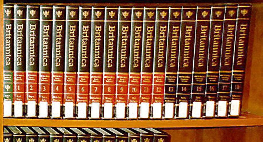 L'encyclopédie Britannica sort sur Internet