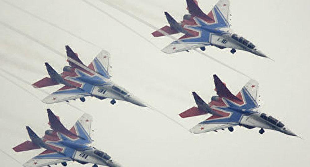 Russie: la célébration du centenaire de l'armée de l'air