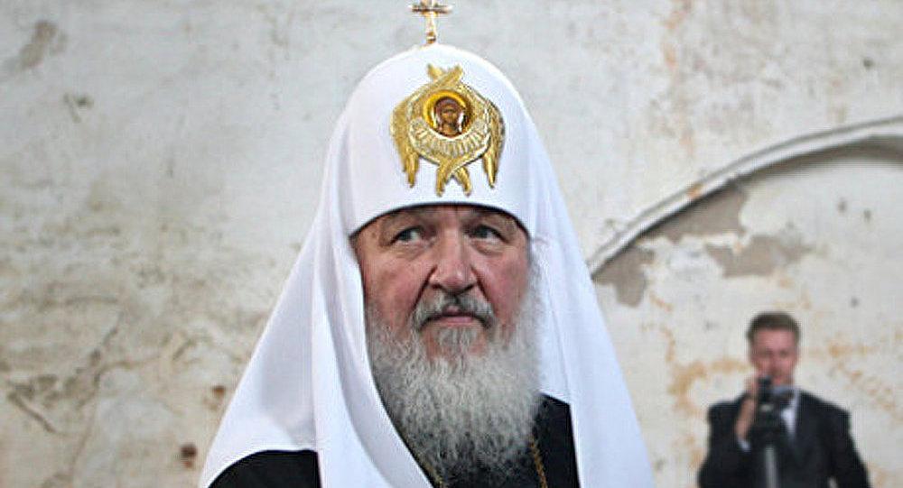 Le patriarche Cyrille a présenté son nouveau livre