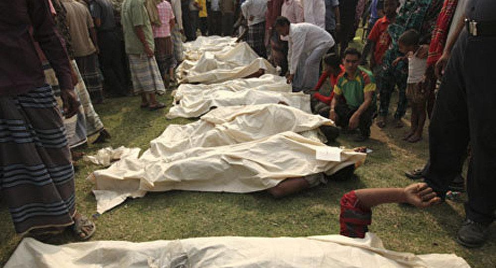 Bangladesh: le nombre de victimes du naufrage du ferry augmente