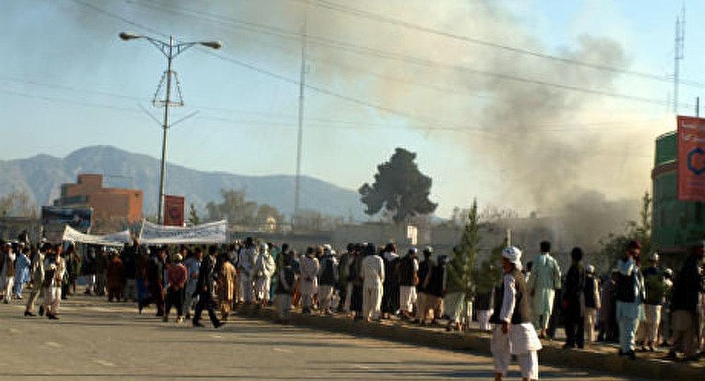 Afghanistan: une voiture piégée explose sur une base américaine