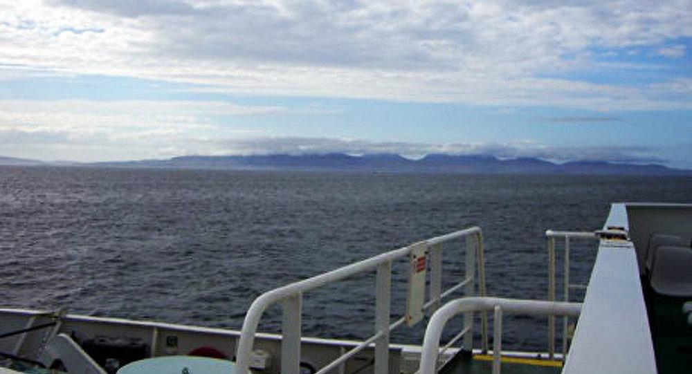 Un ferry fait naufrage près du Japon