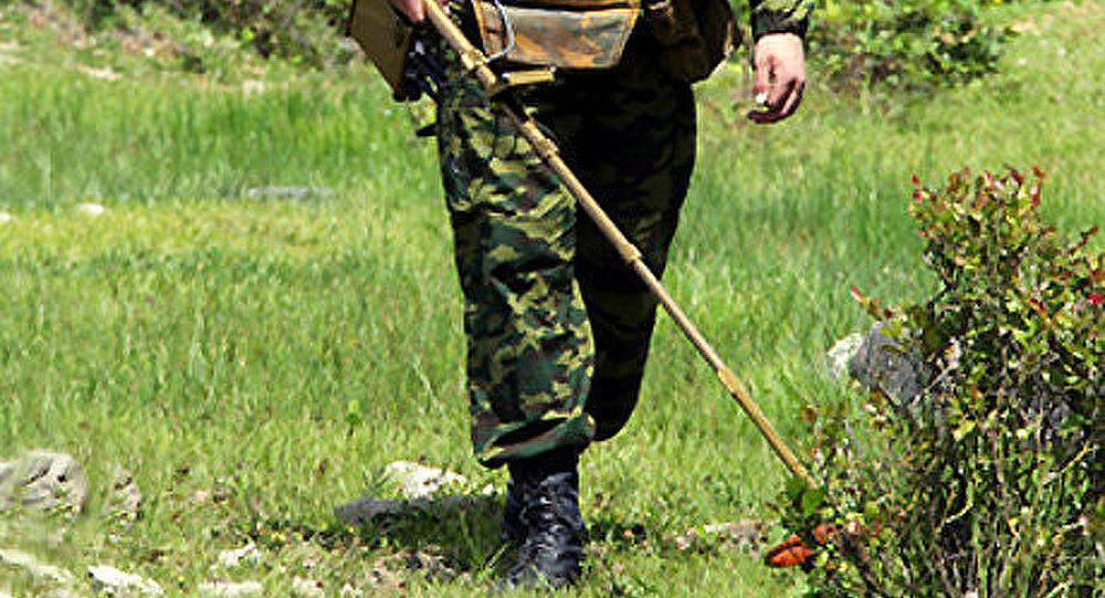 Serbie : plus de 80 munitions désamorcées par les sapeurs russes