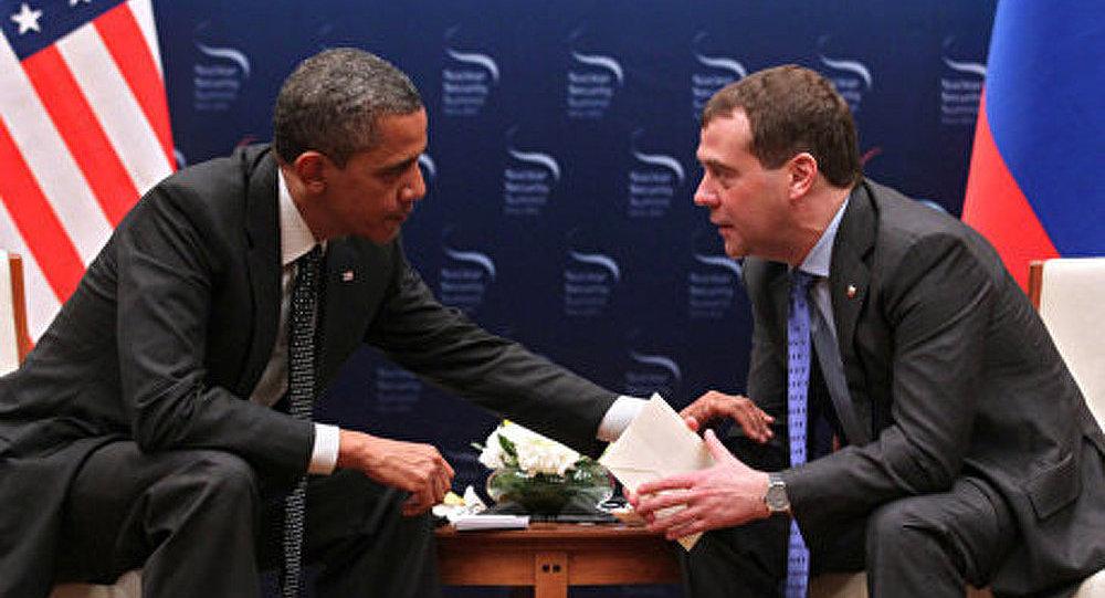 Un tête-à-tête Medvedev-Obama à Séoul