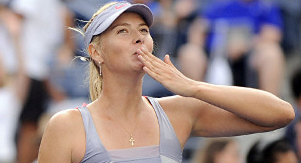 Miami (WTA) : Sharapova en quarts