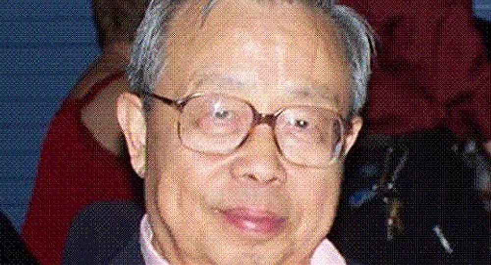 Le célèbre dissident chinois Fang Lizhi décédé aux États-Unis