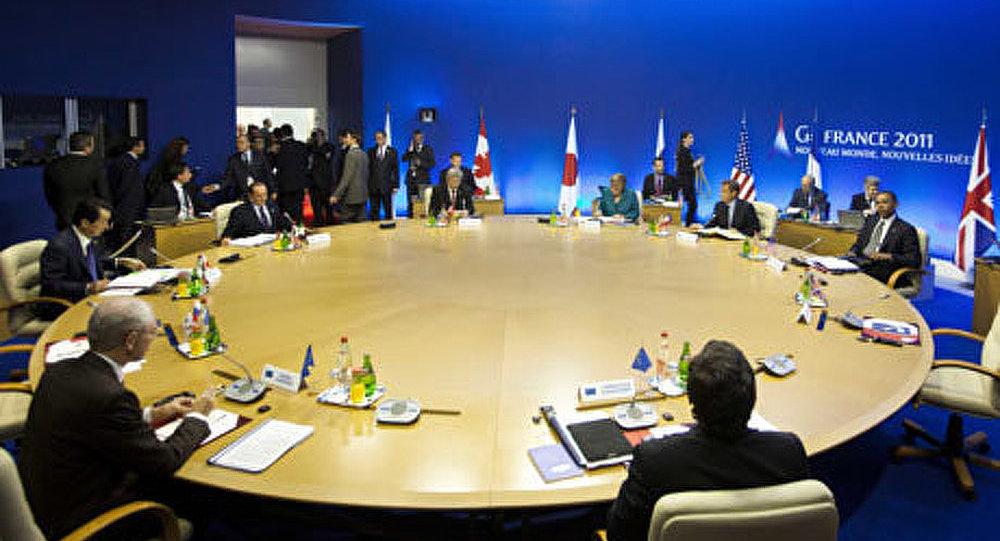 Le G8 unanime à condamner les projets nord-coréens de lancer une fusée