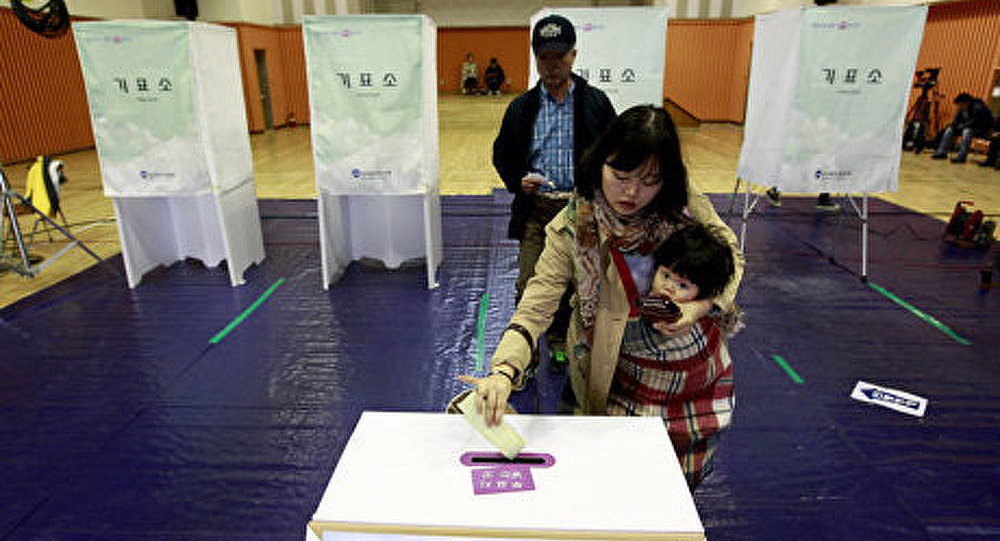 Corée du Sud : le parti au pouvoir remporte les législatives