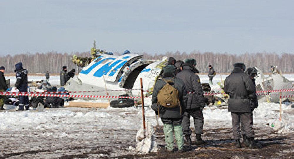 Crash de Tioumen : le bilan s'alourdit à 32 victimes