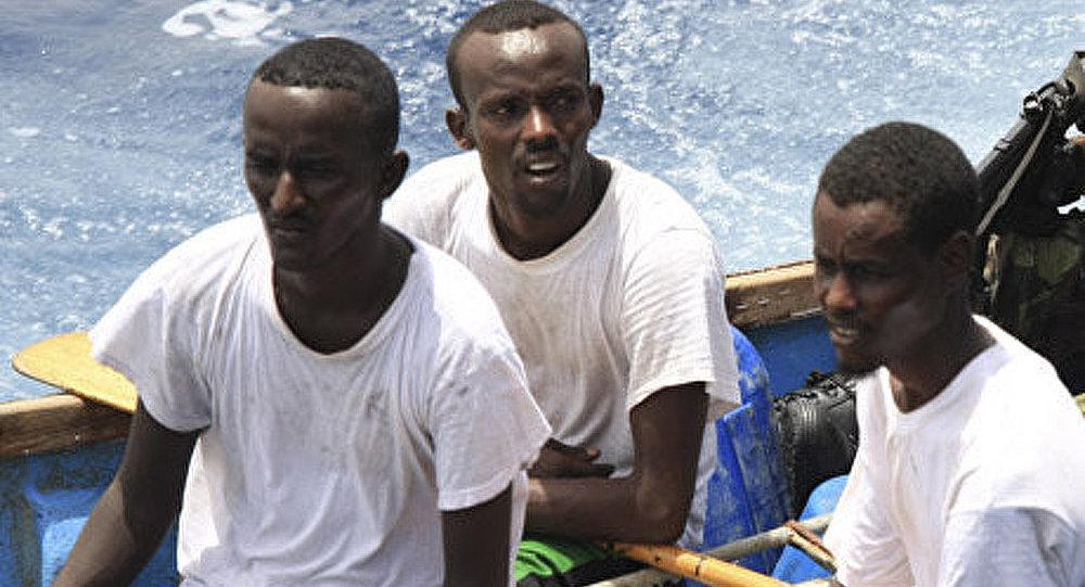 Les pirates somaliens ont rendu le cargo battant pavillon panaméen
