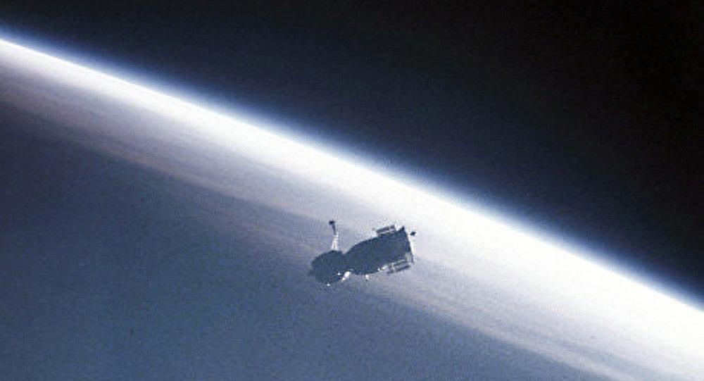 Préparatifs du lancement du premier vaisseau spatial privé