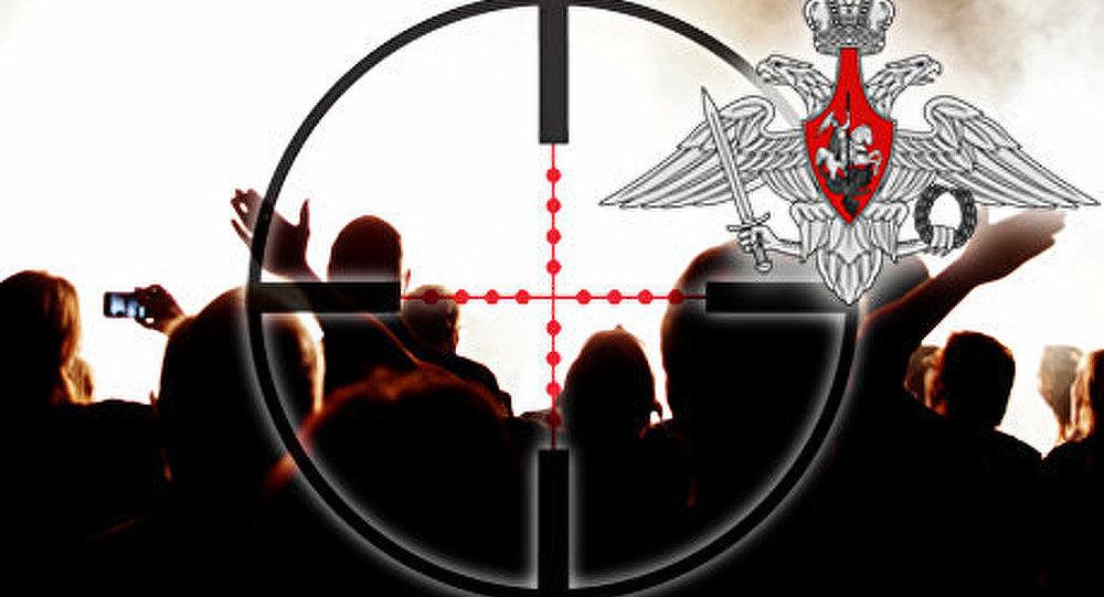 Une nouvelle arme mise au point en Russie
