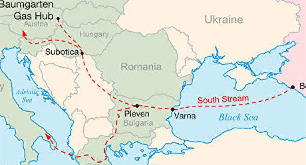 South Stream : pas de concurrents