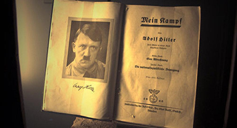 Mein Kampf de Hitler pour la 1ère fois édité en Allemagne depuis 1945