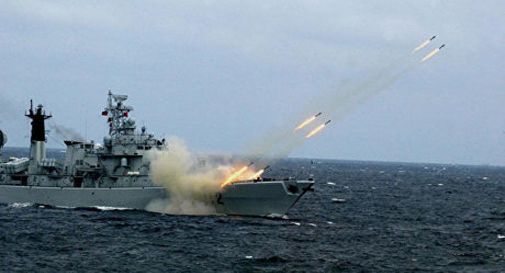 Les manœuvres navales russo-chinoises entrent dans leur stade final