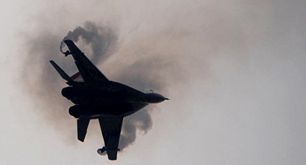 Bulgarie : crash d'un chasseur Mig-29
