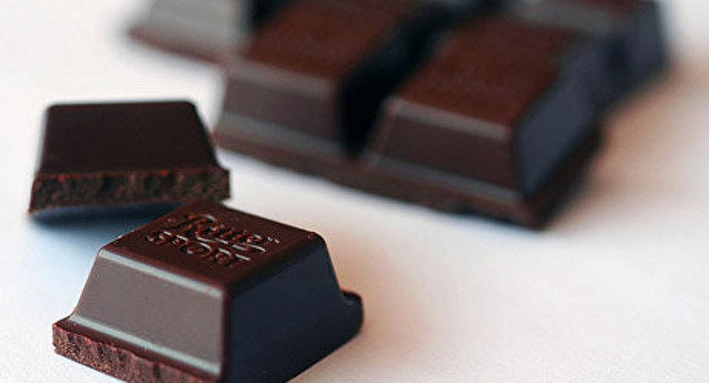 Le chocolat noir peut sauver la vie