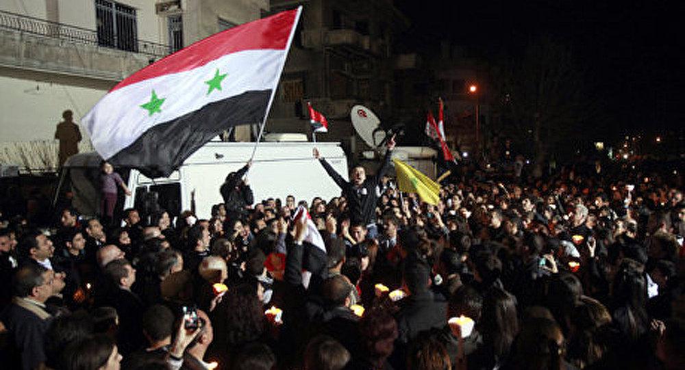 Syrie : embargo européen sur les armes