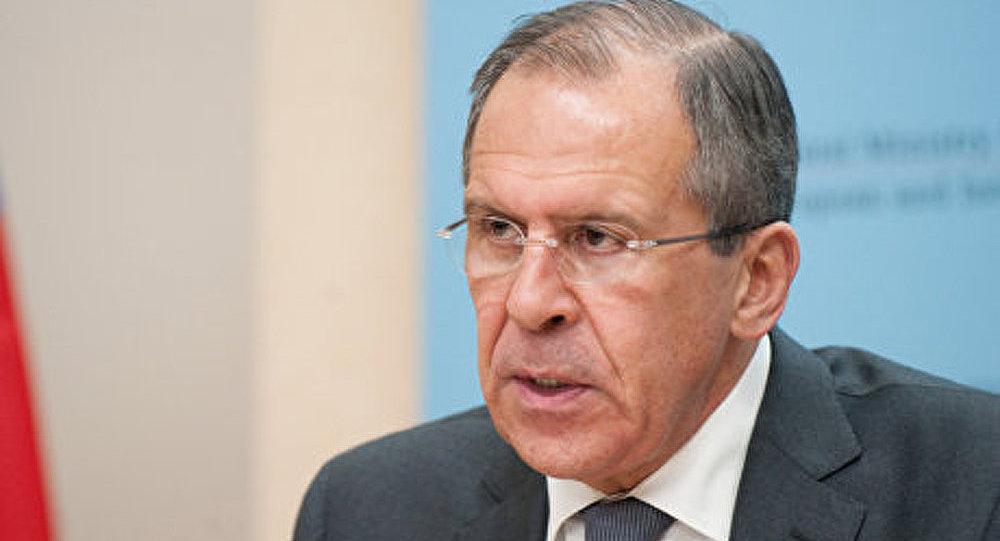 Sergueï Lavrov: la contrebande d'armes en Syrie n'estpas acceptable