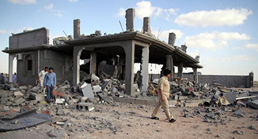 HRW : les raids aériens de l'OTAN ont fait 72 morts parmi la population civile en Libye