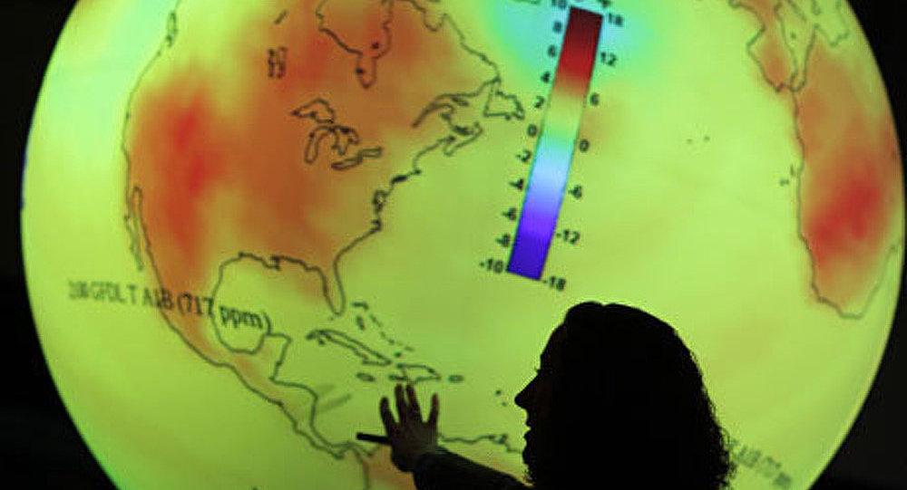 Le réchauffement climatique prendrait fin