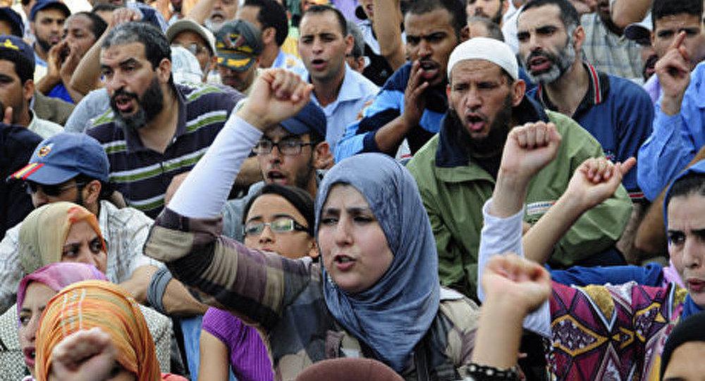 Maroc : manifestations contre le gouvernement