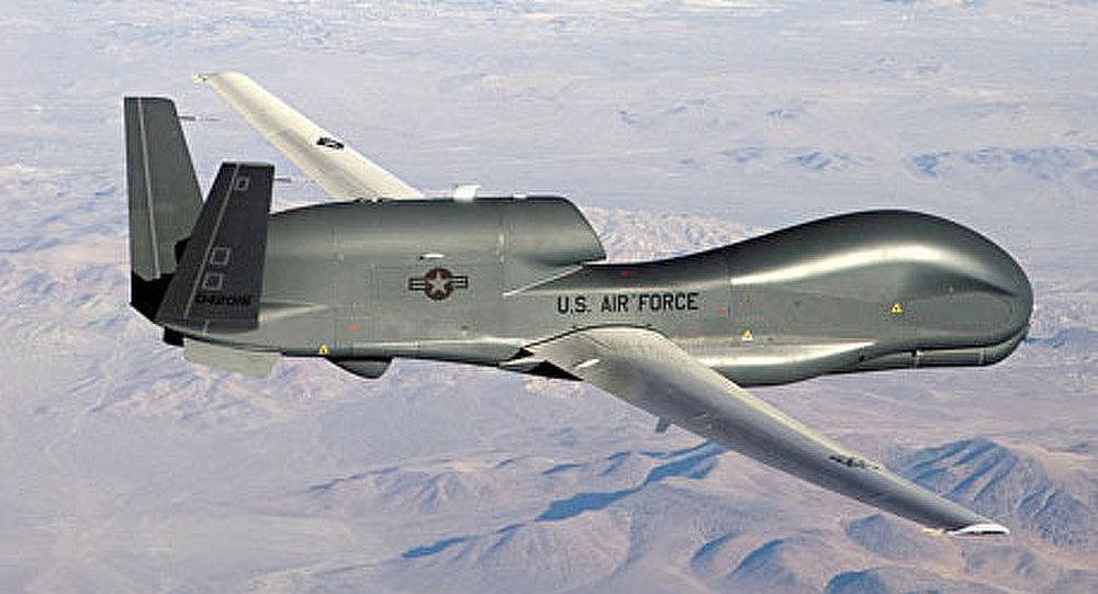 Les Américains proposent au Canada un drone « arctique »