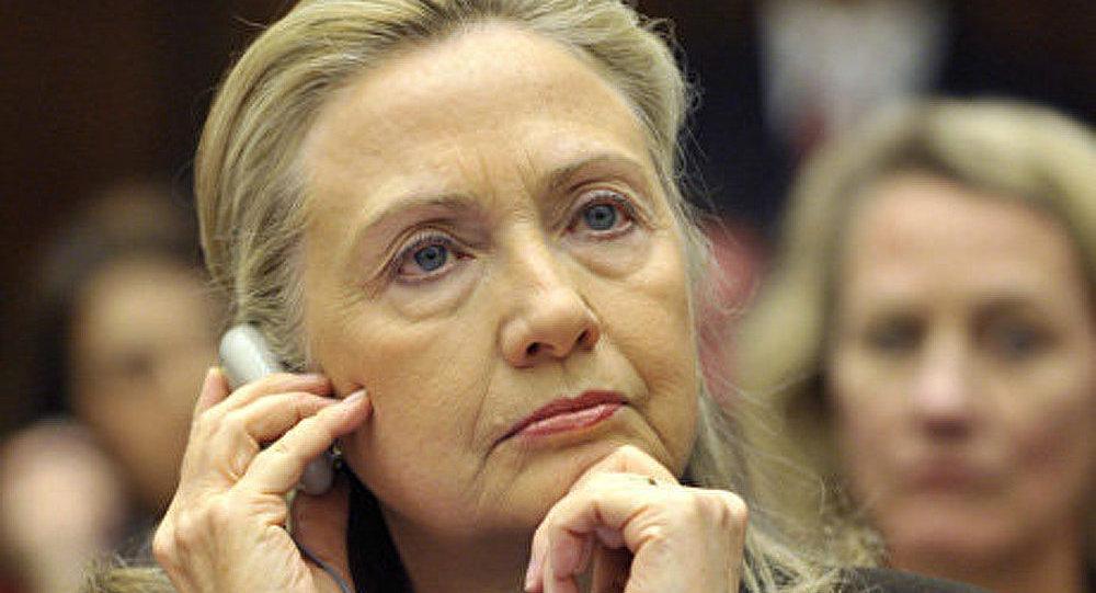 Сlinton : la pression sur Moscou et Pékin
