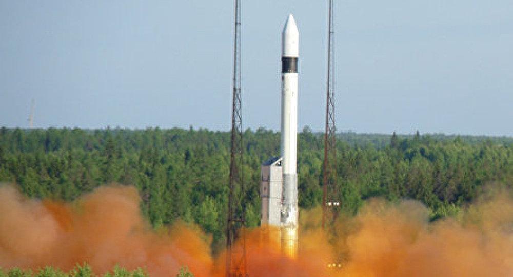 Plesetsk : lancement d'une fusée est reporté