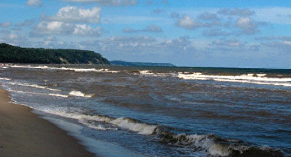 L'OVNI sur le fond de la mer Baltique serait une arme secrète