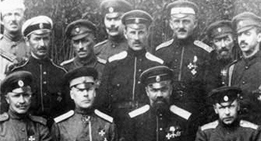 « Nous poursuivons les études historiques des Russes blancs en émigration »