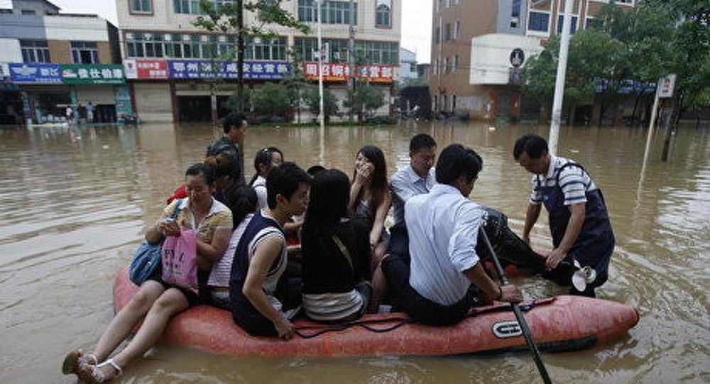 Pékin : le nombre de victimes des pluies a augmenté
