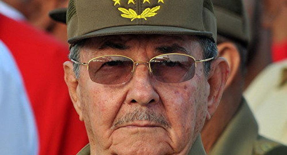 Raul Castro est prêt à dialoguer avec les États-Unis sur un pied d'égalité