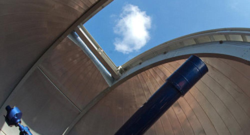 Le plus grand télescope au monde a été installé en Namibie