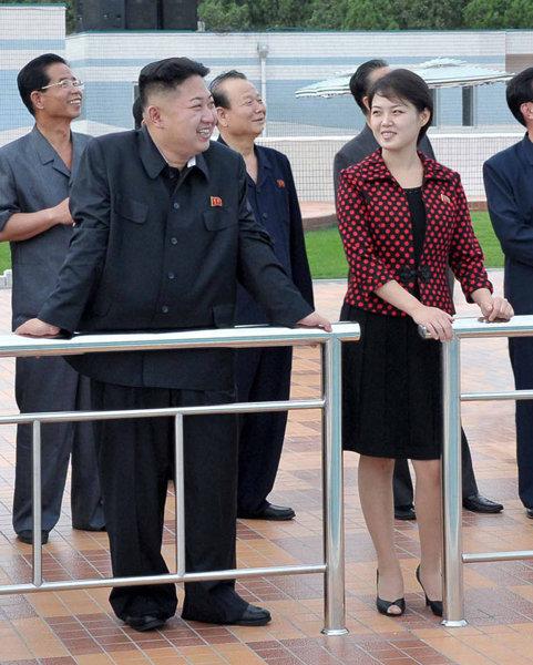 Selon une version, l'ancienne chanteuse se préparait pendant 6 mois au rôle de la première lady nord-coréenne dans l'Université Kim Ir Sen. Il est à noter que la vie privée des leaders nord-coréens représente un des secrets le mieux gardés dans ce pays. Notamment, les informations sur la date exacte de naissance du maréchal nord-coréen sont imprécises. D'après quelques sources, il est né en 1982, selon d'autres sources - en 1983.
