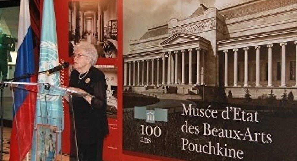 L'UNESCO fête les 100 ans du musée Pouchkine
