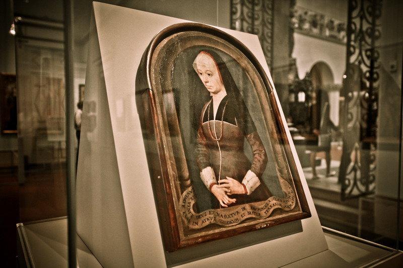 Au musée des Beaux-arts Pouchkine